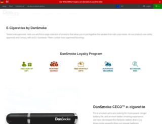 dansmoke.com screenshot
