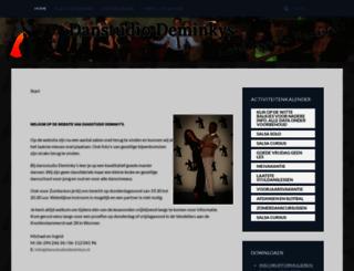 dansstudiodeminkys.nl screenshot
