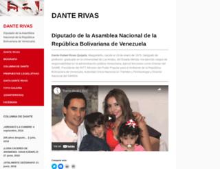 danterivasq.wordpress.com screenshot