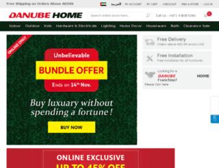 danubedirect.com screenshot