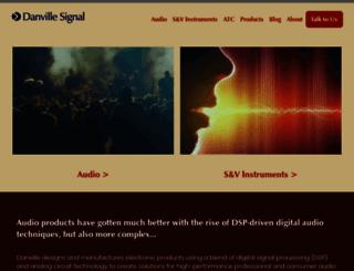 danvillesignal.com screenshot