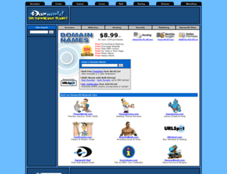 danworld.com screenshot