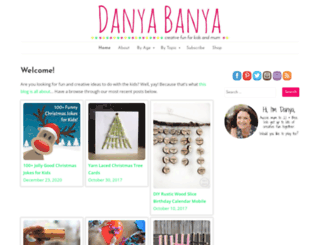 danyabanya.com screenshot
