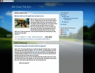 daohanhoan.blogspot.com screenshot
