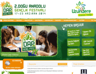 dapgencfest.org screenshot
