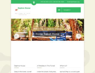 daphneevi.com screenshot