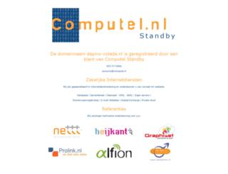 dapino-colada.nl screenshot
