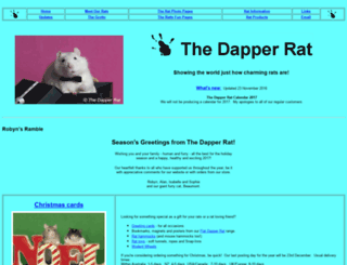 dapper.com.au screenshot