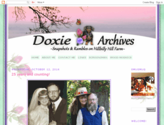dapperdoxie.blogspot.com screenshot