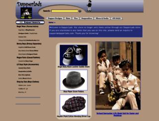 dapperlads.com screenshot