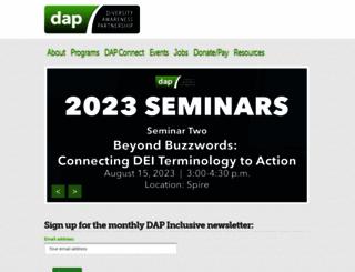 dapstl.org screenshot