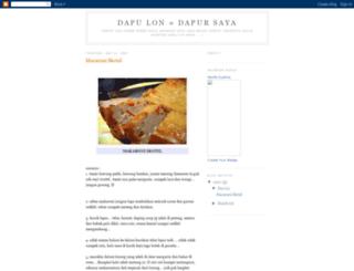 dapulon.blogspot.com screenshot