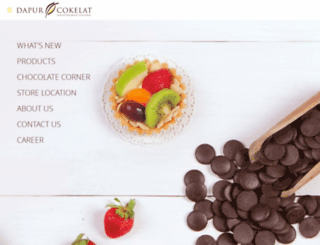 dapurcokelat.com screenshot