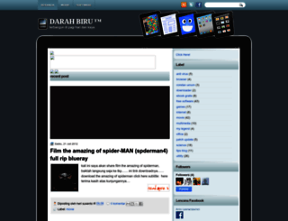 darah-biru99.blogspot.com screenshot