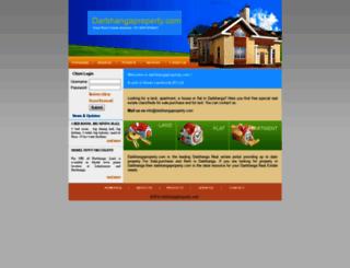 darbhangaproperty.com screenshot