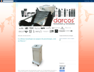darcosindustrial.blogspot.com.ar screenshot