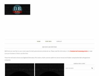 darcybaldwin.com screenshot