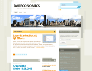 dareconomics.wordpress.com screenshot