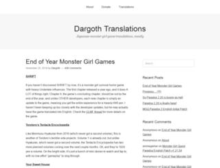 dargoth.com screenshot