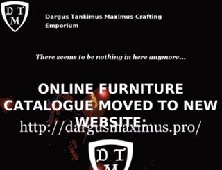 dargusmaximus.uphero.com screenshot