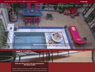 darhabiba.com screenshot