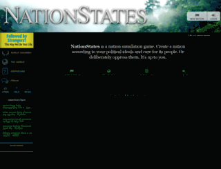 dark.nationstates.net screenshot