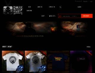 darkbunnytees.com screenshot