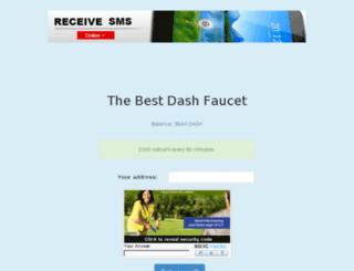 darkcoin.worldcryptowallet.com screenshot