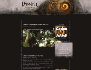 darkfallonline.com screenshot