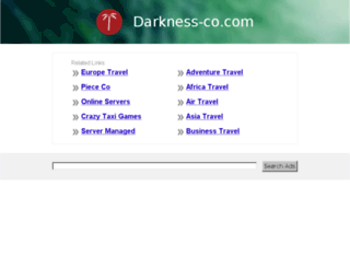 darkness-co.com screenshot