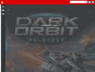 darkorbit.ojogos.com.br screenshot