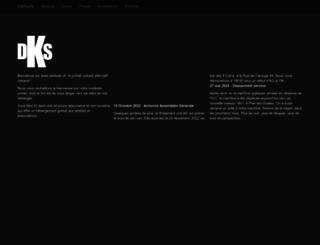 darksite.ch screenshot