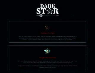 darkstarfic.com screenshot
