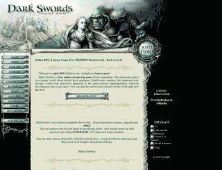 darkswords.eu screenshot