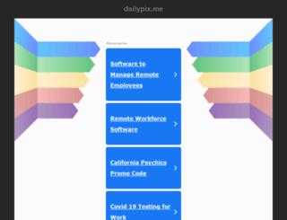 darkv.dailypix.me screenshot