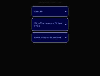 darkworldsro.com screenshot