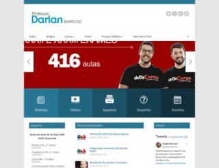 darlanbarroso.com.br screenshot