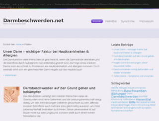 darmbeschwerden.net screenshot