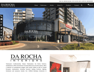 darocha.co.za screenshot