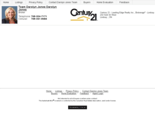 darolynjones.com screenshot