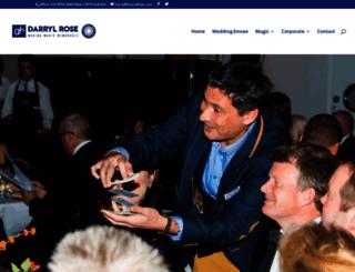 darrylrose.com screenshot
