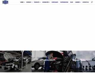 darson-industries.com screenshot