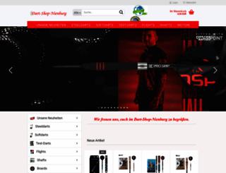 dart-shop-nienburg.de screenshot