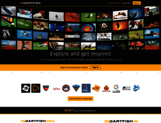 dartfish.tv screenshot