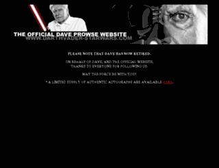 darthvader-starwars.com screenshot