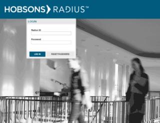 dartmouthtee.hobsonsradius.com screenshot