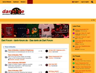 dartn-forum.de screenshot