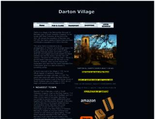 darton.org.uk screenshot