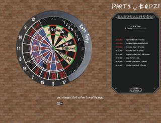 darts.abajt.pl screenshot