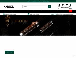 dartsforum.co.uk screenshot